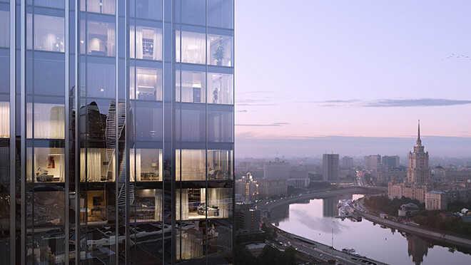 ЖК Capital Towers Квартиры в небоскребах рядом